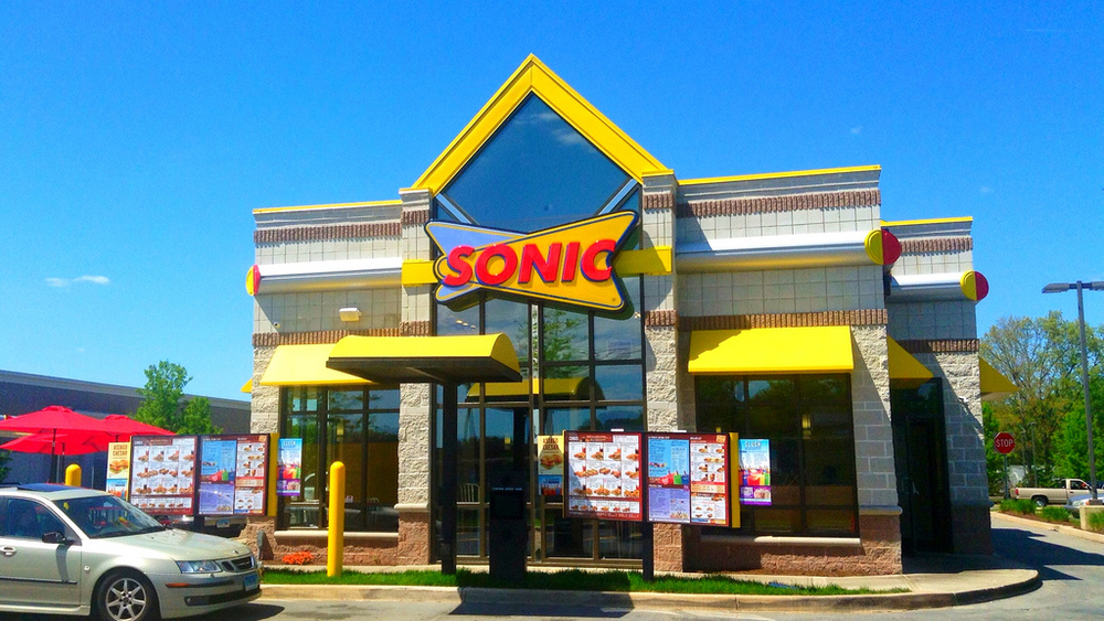 Copy of Sonic Drive in