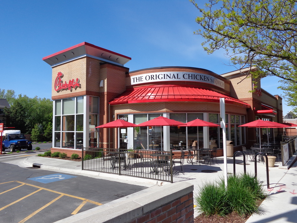 Copy of Chick fil A