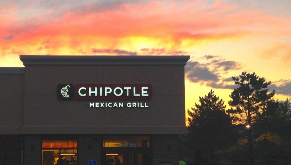 Copy of Chipotle Mexican Grill