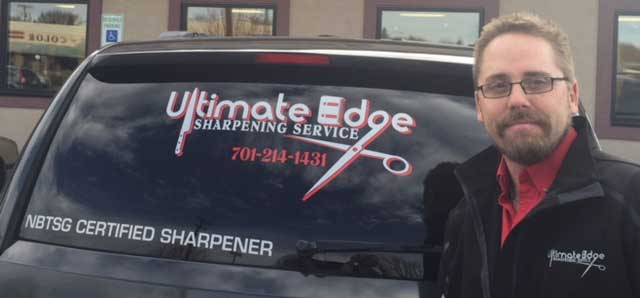 shane herman ultimate edge sharpening service