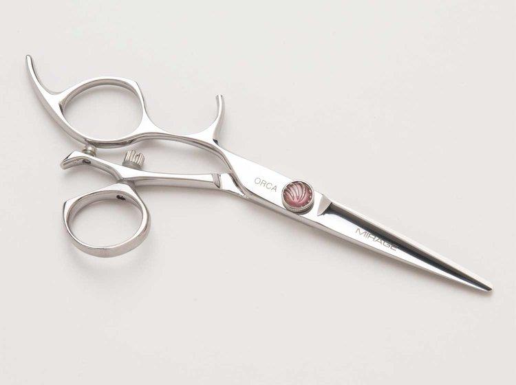 left-handed hair scissors