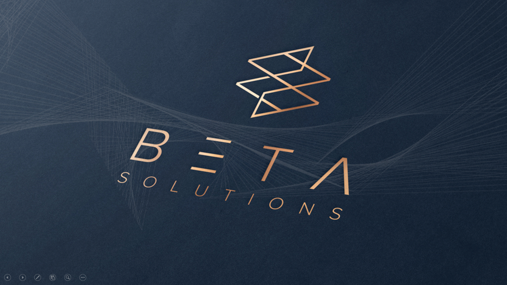 Beta Solutions Presentation -