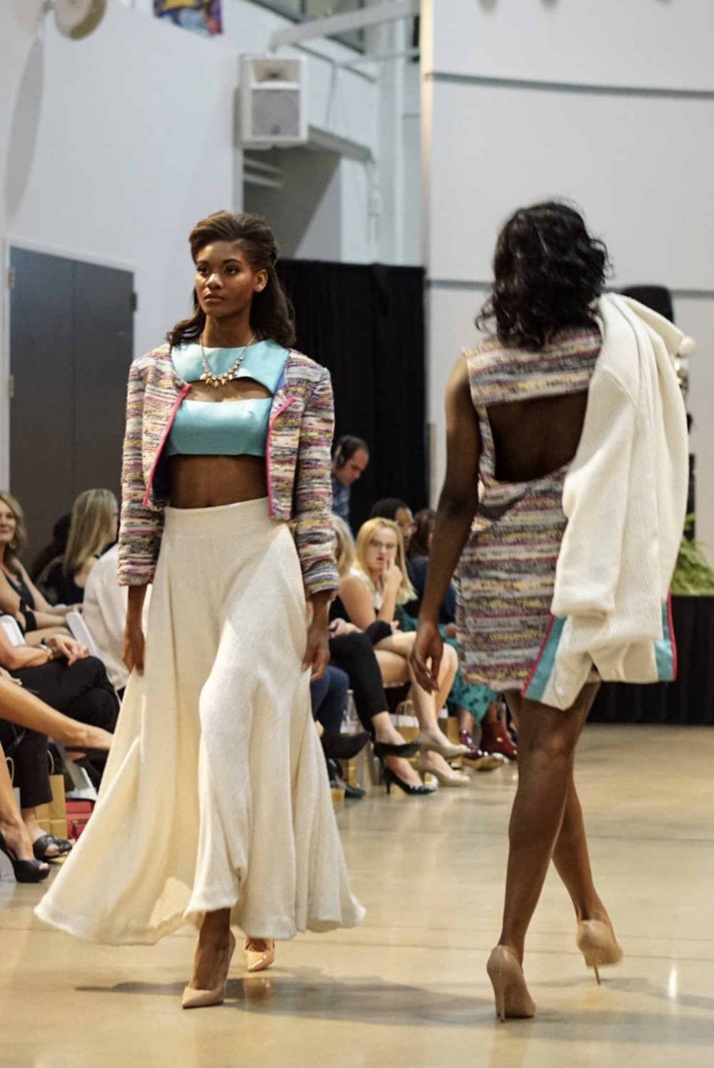 Designs by Aleah Rosenau, Lindenwood University student