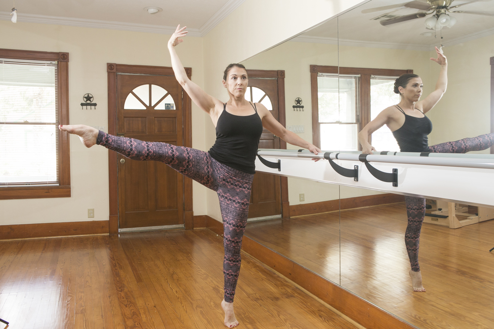 Barre Redefined | Happy Belly Studios