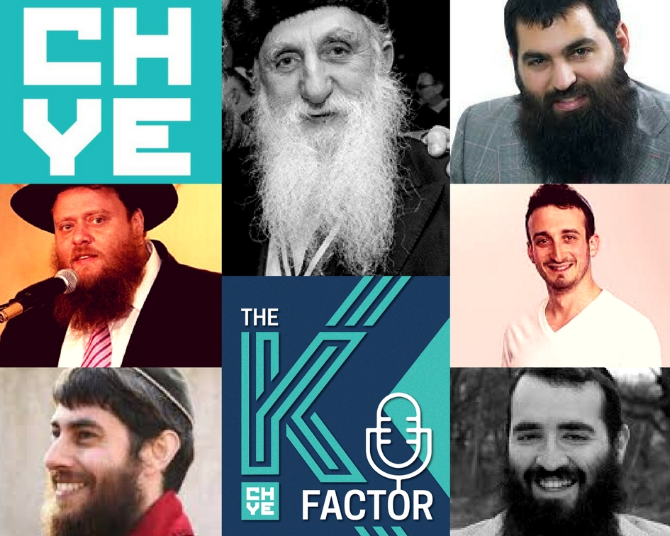 "Starting Sunday, October 30, 2017, CHYE is launching a weekly podcast titled  The K-Factor .   Hosted every Sunday at 10:00 am by Rabbi Yehoshua Werde, Founder and Director of CHYE, the program will interview a different, successful Jewish entrepreneur who will share the challenges and successes experienced in business.  Beyond helping them make more money, the true goal of the program is to encourage the next generation of Chabad entrepreneurs by sharing real life stories of community business people.  The stories are meant to inspire fledgling business owners and aspiring entrepreneurs by offering insights and advice from those with first-hand experience.   The K-Factor  will offer business wisdom that can help future business leaders to make the ""Keli"" (the Hebrew word for Vessel) so they can take their business aspirations to the next level.  ""We want these young entrepreneurs to think about how they can start or grow their business,"" explained Rabbi Werde.  ""We also want them to know that CHYE is the resource they can tap into to help them take their business life to the next level.  ""For  The K-Factor's  inaugural session, I could think of no better entrepreneur to interview then our very own Joe Yossi Apfelbaum,"" said Rabbi Werde.  Joe Apfelbaum is the CEO of Ajax Union, a B2B Digital Marketing Agency located in Brooklyn, NY.  Mr. Apfelbaum, or Yossi as he known at CHYE, was a founding Board member of CHYE and is one of its most popular Mentors and guest lecturers.   Following Joe Apfelbaum's initial podcast, the K-Factor's slate of interviewees will include:  Bentzion Raskin founder and owner of Benz's    David ""Dudi"" Farkash , Agent at BFG – Guardian's 2008 New Agent of the Year   Dov Brafman , former CEO of Sharkk brands and current Director of Retail at WeWork   Zalman Stock , CEO and Creative Director, Spotlight Design   Avraham Metal , Real Estate Sales, Acquisitions and House Flipping, TR Realty  The inaugural interview sessions have been generously sponsored by Spotlight Design our communities preeminent design and marketing company.  To listen or register for  The K-Factor  podcast, go to  www.CHYE.info . The podcast can also be found on all popular podcast platforms."