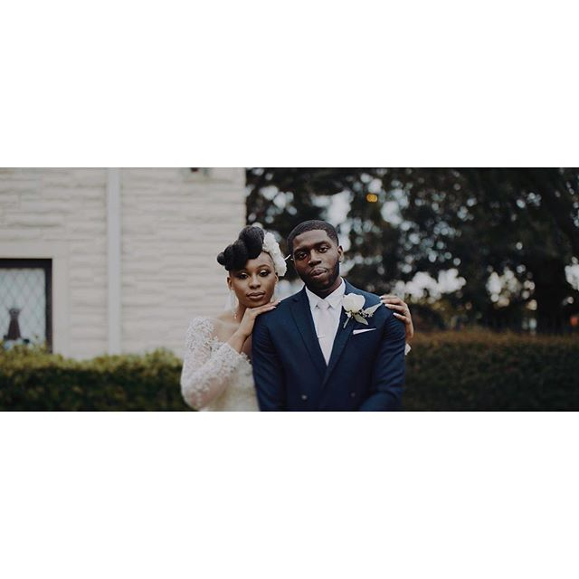 These two!  Such a beautiful couple!