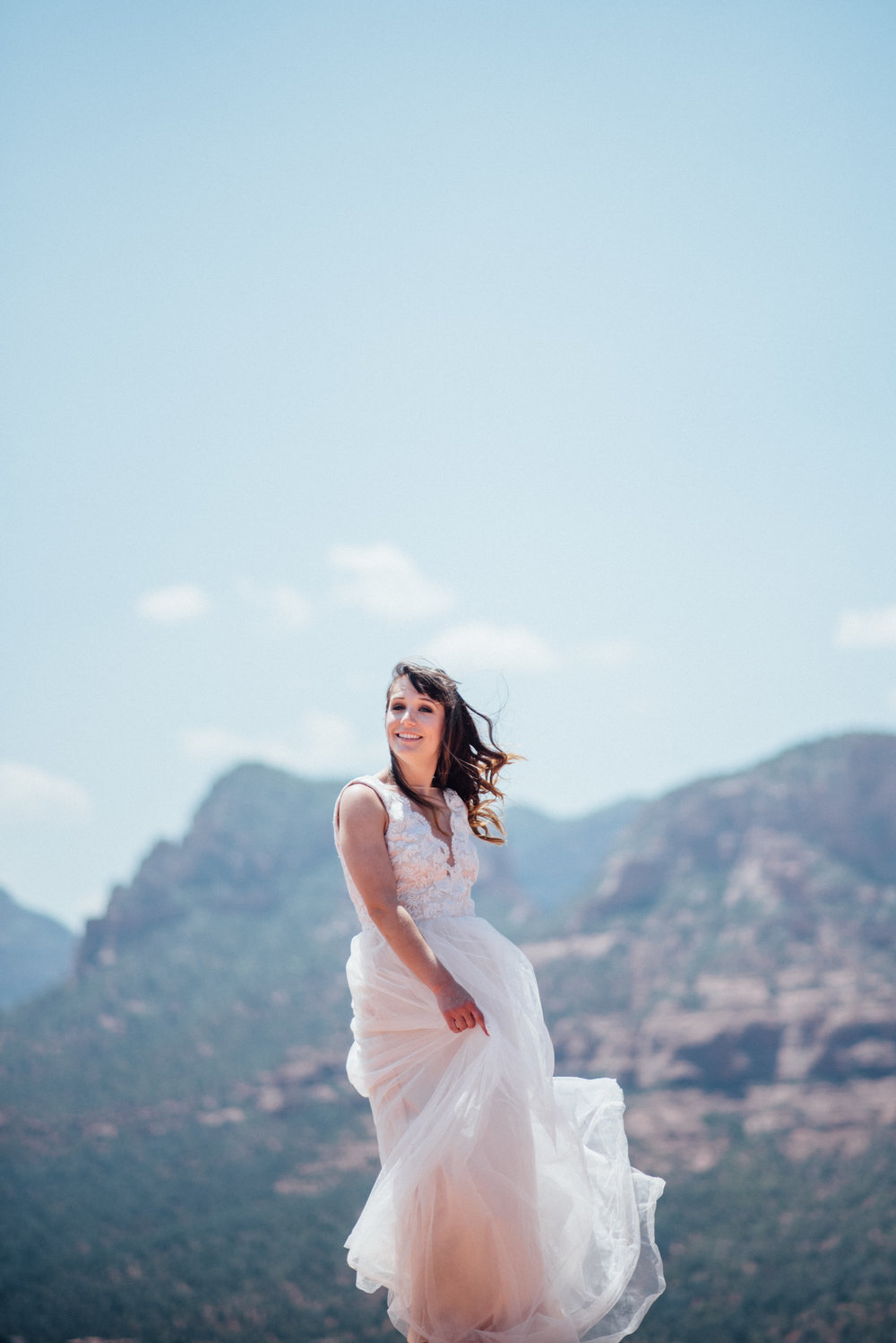 Brynn & Michael - Sedona, Arizona