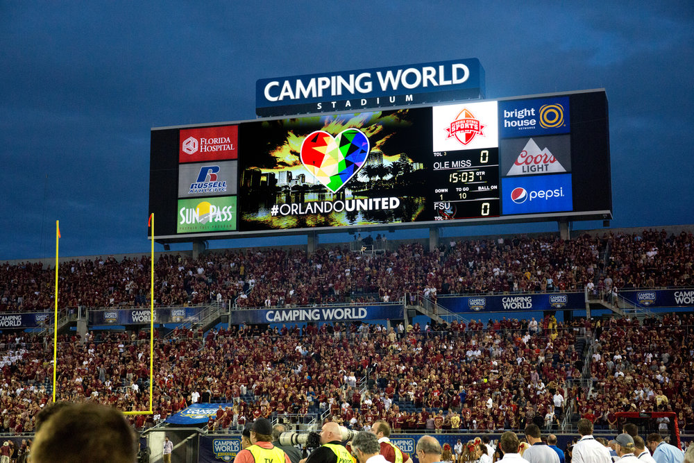 -  naming rights for Orlando Citrus bowl