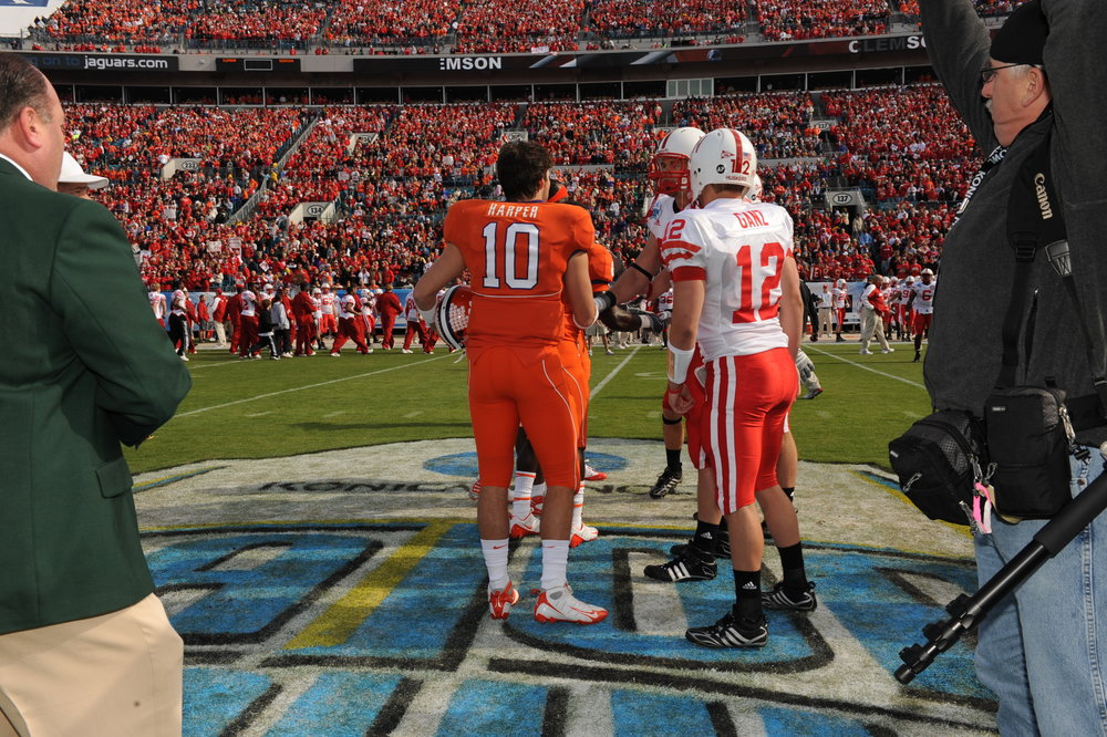"""Impression has been a very solid partner for the Gator Bowl Association. Hired under extreme pressure and very short time constraints, Impression was able to secure a Title Sponsor for the Gator Bowl in 2011 (Progressive), sell our remaining media spots (2011, 2012) and be an integral part of of our most recent title sponsorship efforts (TaxSlayer.com). What sets Impression apart from other Sales agencies is their ability to drive revenue and deliver results.""   Rick Catlett, President, Gator Bowl Association."