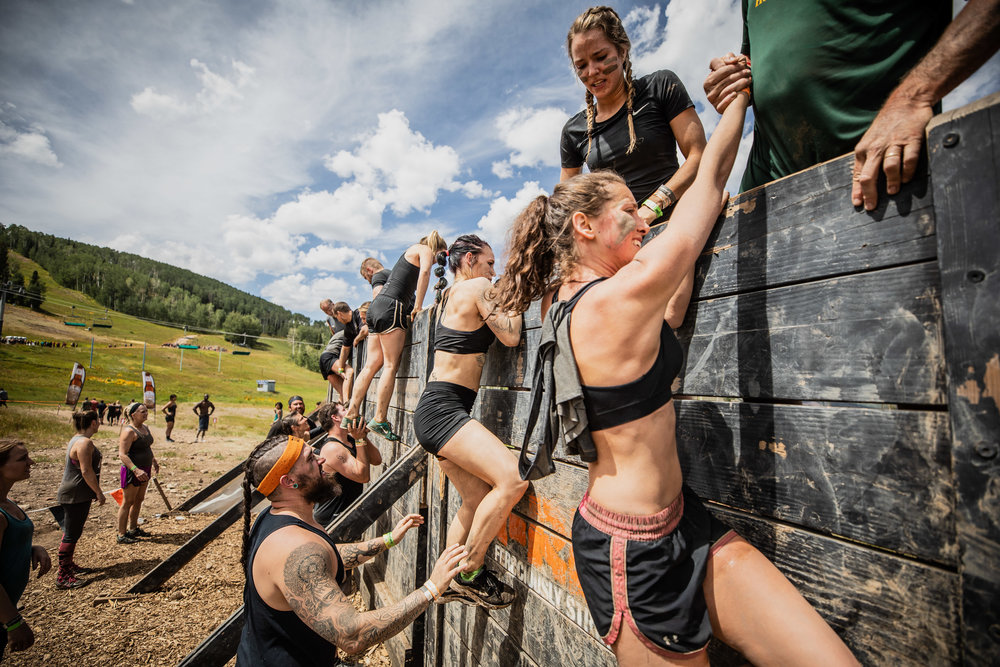 Tough Mudder Teams up with Impression Sports