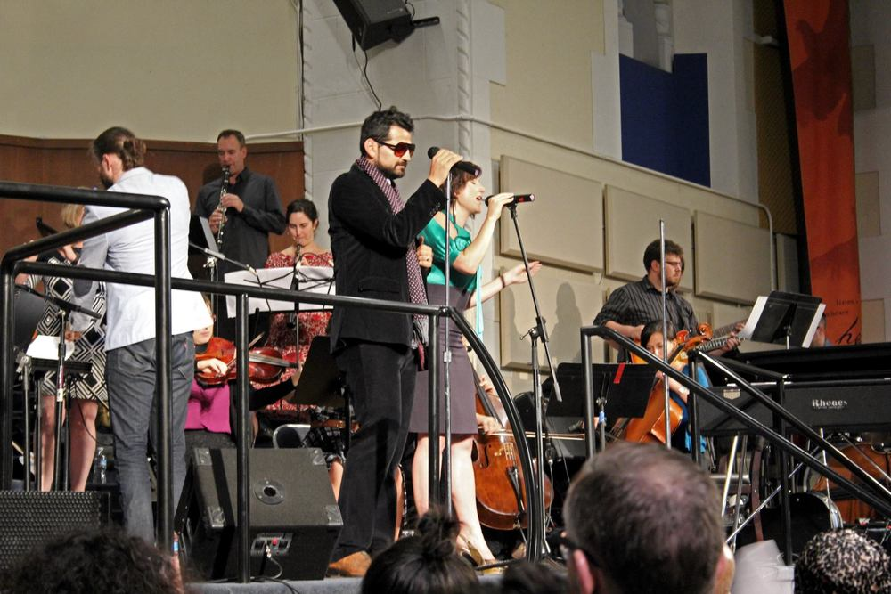 Awesöme Orchestra Collective feat. Sonya Distel & Jairo Vargas