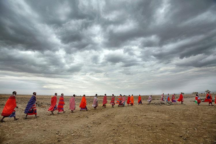 Maasai by Georgina Goodwin via UBUNTU Blog