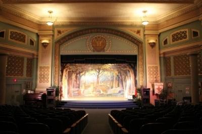 Austin Scottish Rite Theater