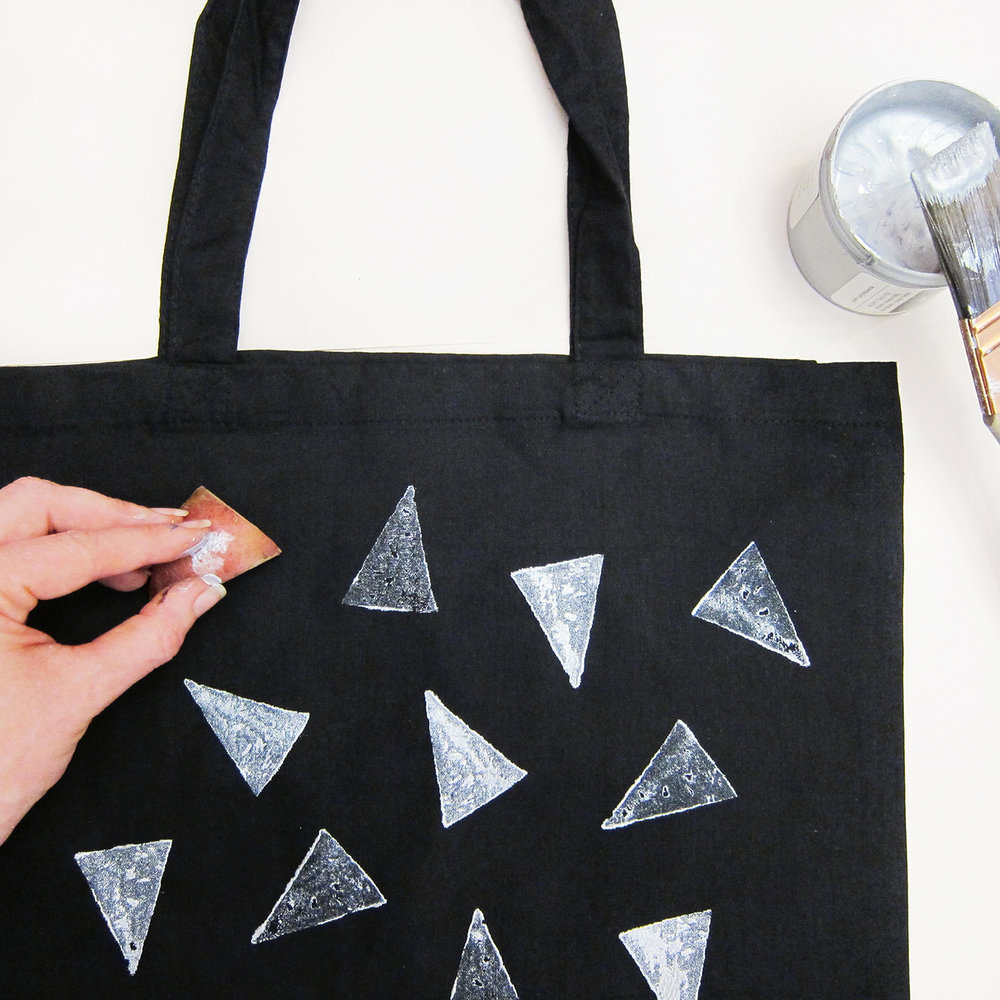 potato-printing_silver-on-tote-bag.jpg