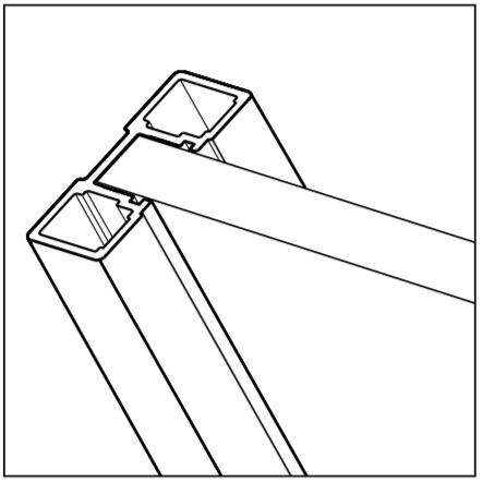 вертикален профил S150
