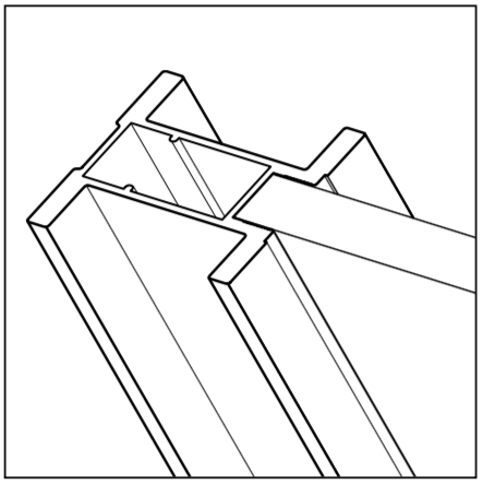 верикален профил S300