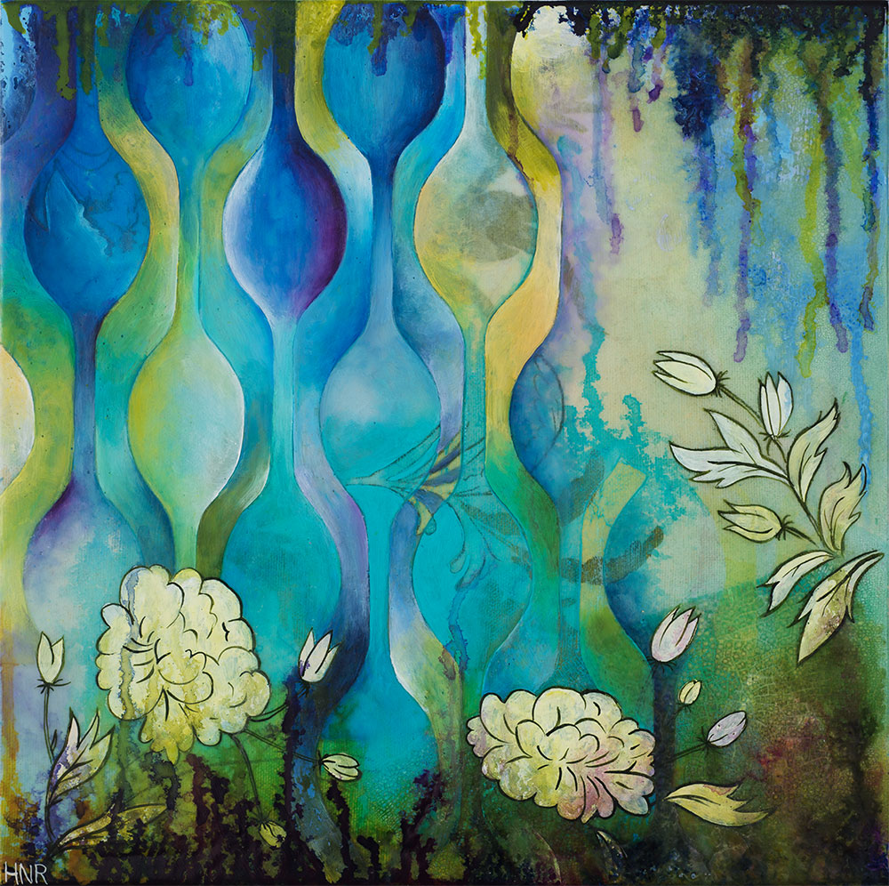 Pond Ripples (sold)
