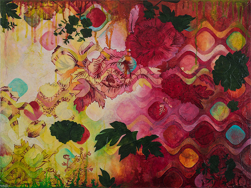 Ogee Rose Garden (sold)