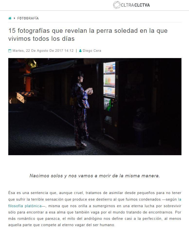 Cultura Colectiva, August 2017