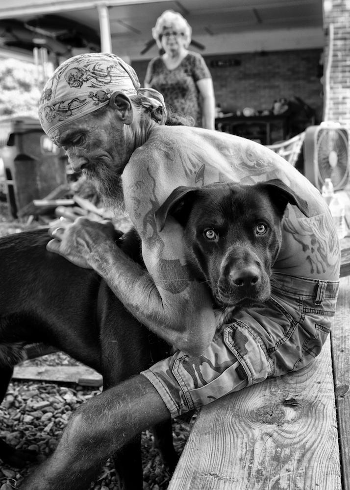 "Michele Zousmer ""John's Dog, Mississippi"""