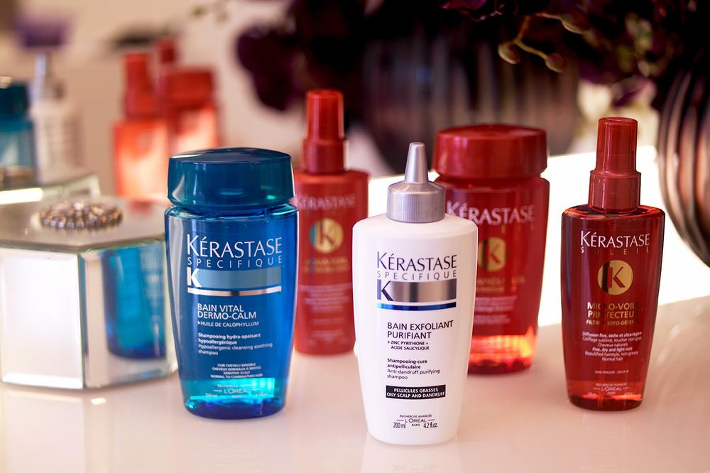 Produtos especiais para se proteger do sol e esfoliar o couro cabeludo