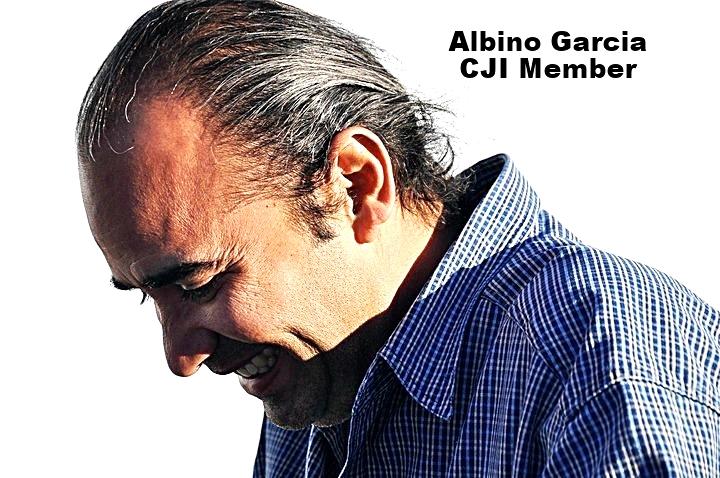 Albino Garcia, CJI Member