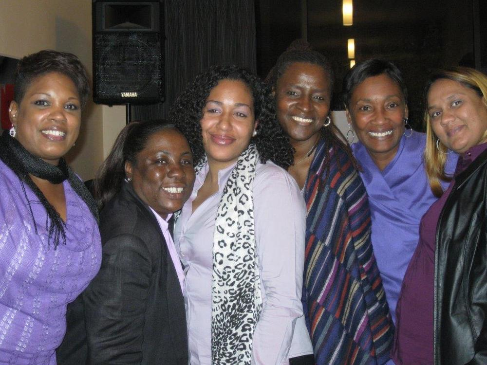 WORTH at the Formerly Incarcerated Peoples' Movement North East Lift Off, 2011