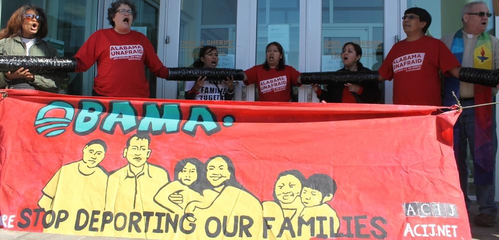 Alabama Coalition for Immigrant Justice, CJI Grantee
