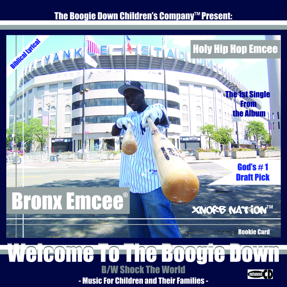 Welcome to the Boogie Down Front Cover.jpg