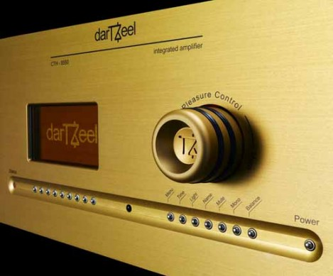 "DarTZeel CTH-8550 Dual Mono ""All In One"" Integrated Amplifier"
