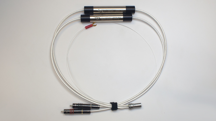 High Fidelity Cables CT-1 Ultimate Phono Cables