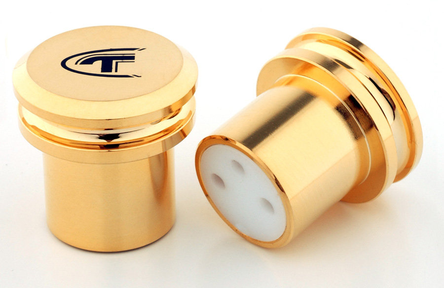 Telos Audio Design Gold-Plated XLR Cap (Female)
