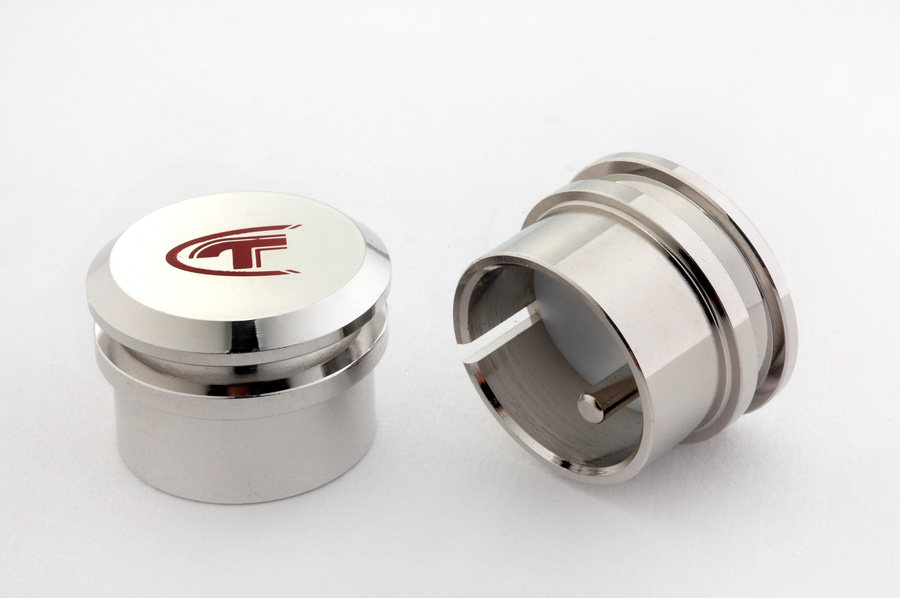 Telos Audio Design Platinum-Plated XLR Cap (Male)