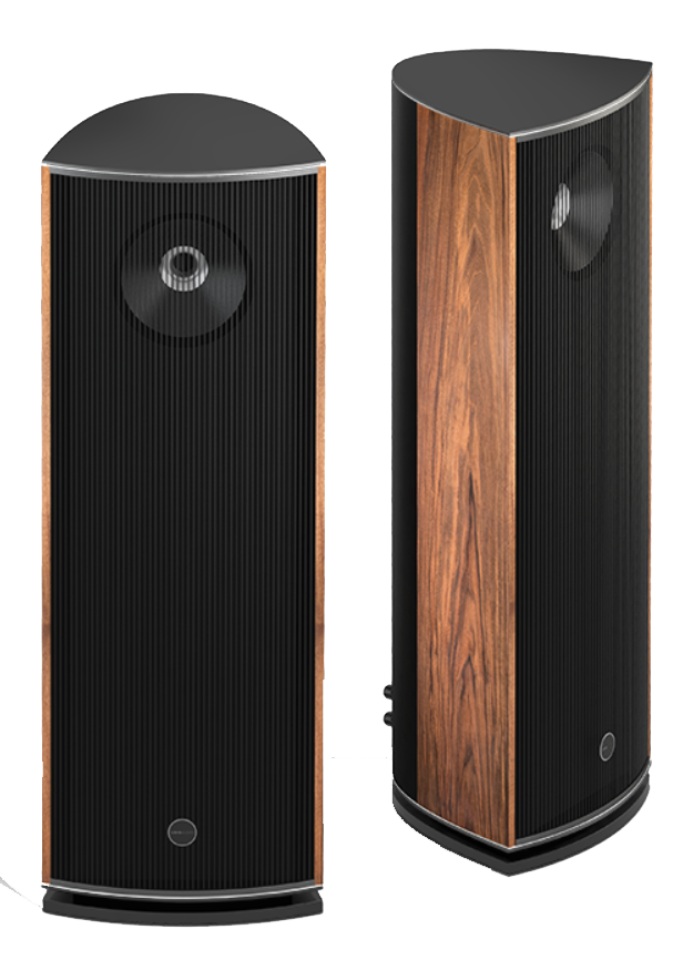Ubiq Audio Model One in Walnut Finish