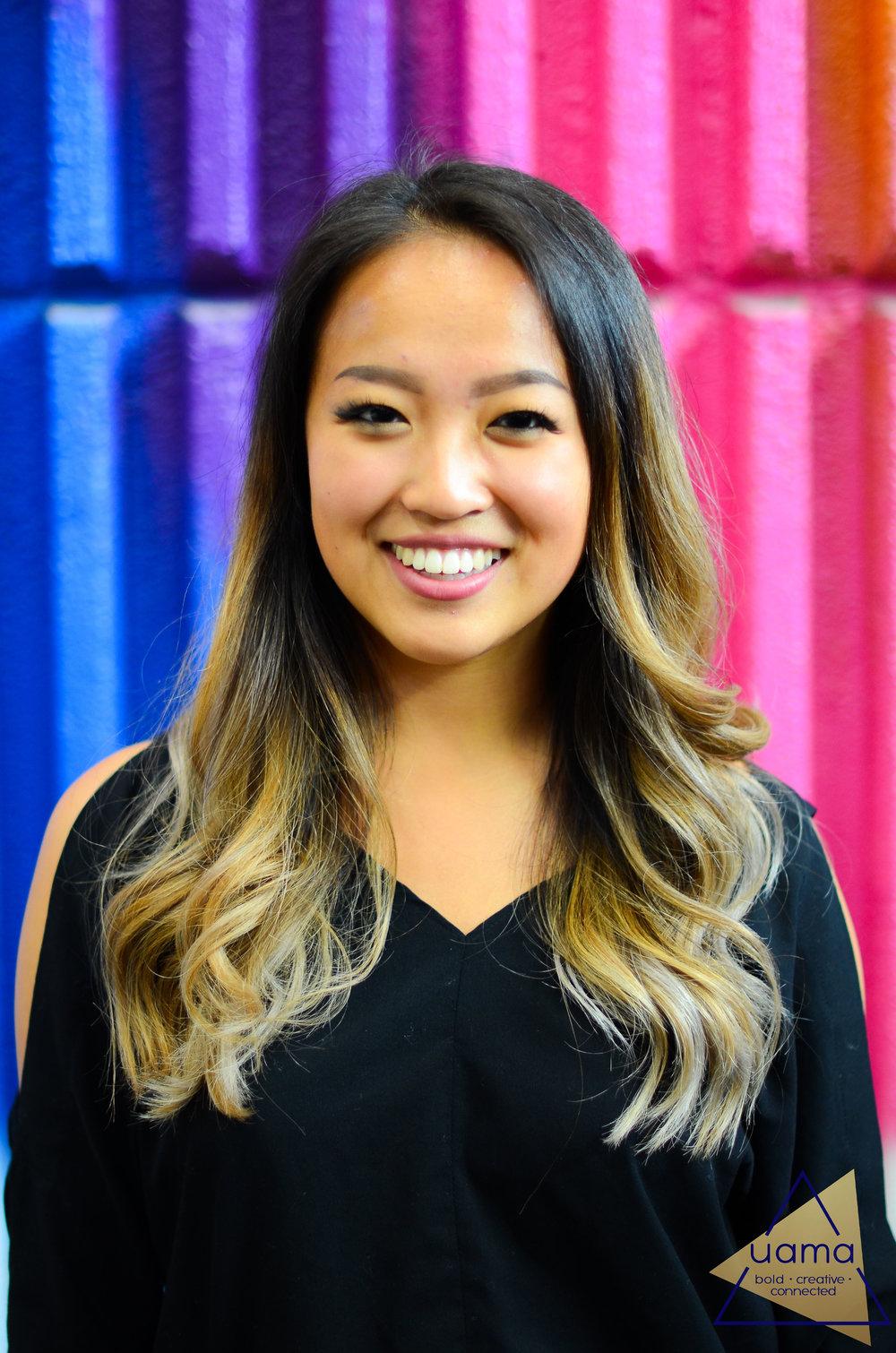 Anna Zhang - President