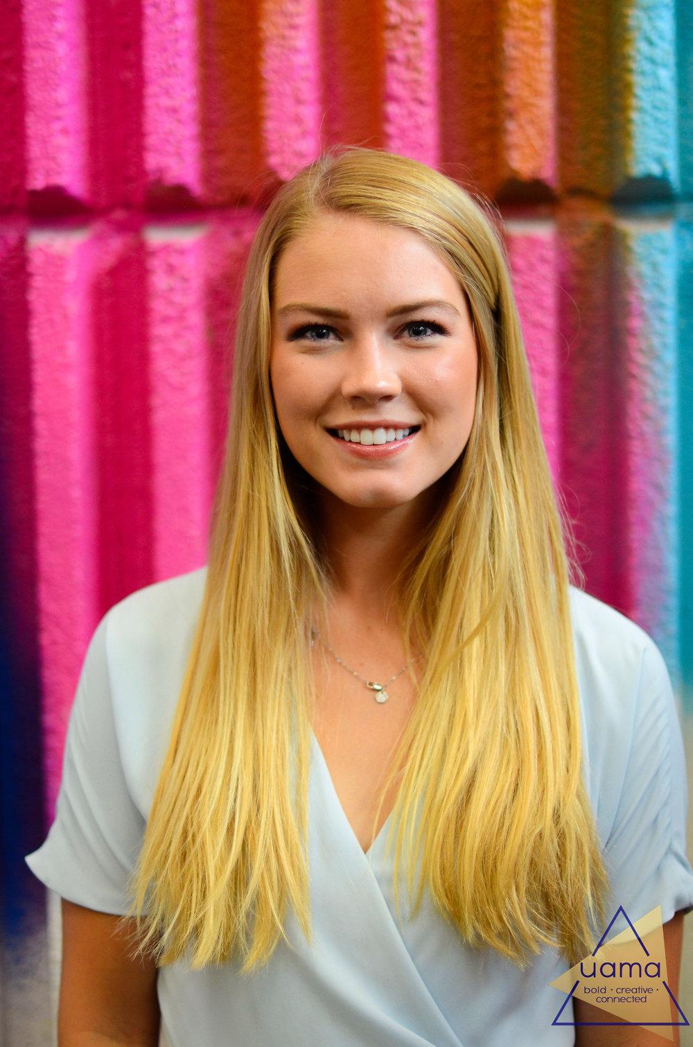 Emily McGoey - VP Academic