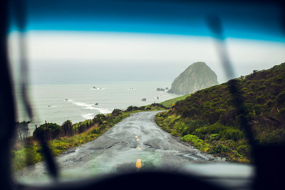 Finding the Lost Coast