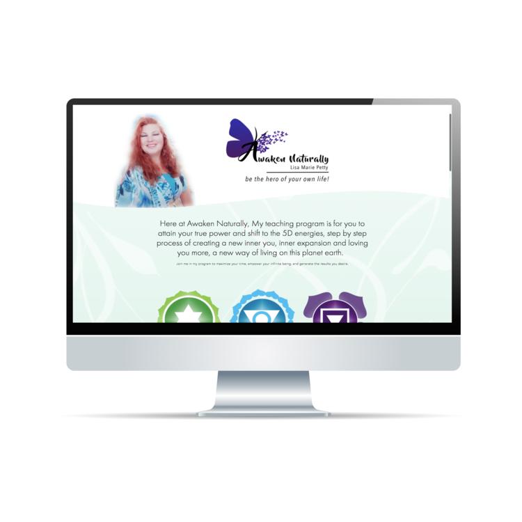 Awaken Naturally - Full Web Design | Logo Design | Brand Strategyhttps://www.awakennaturally.com