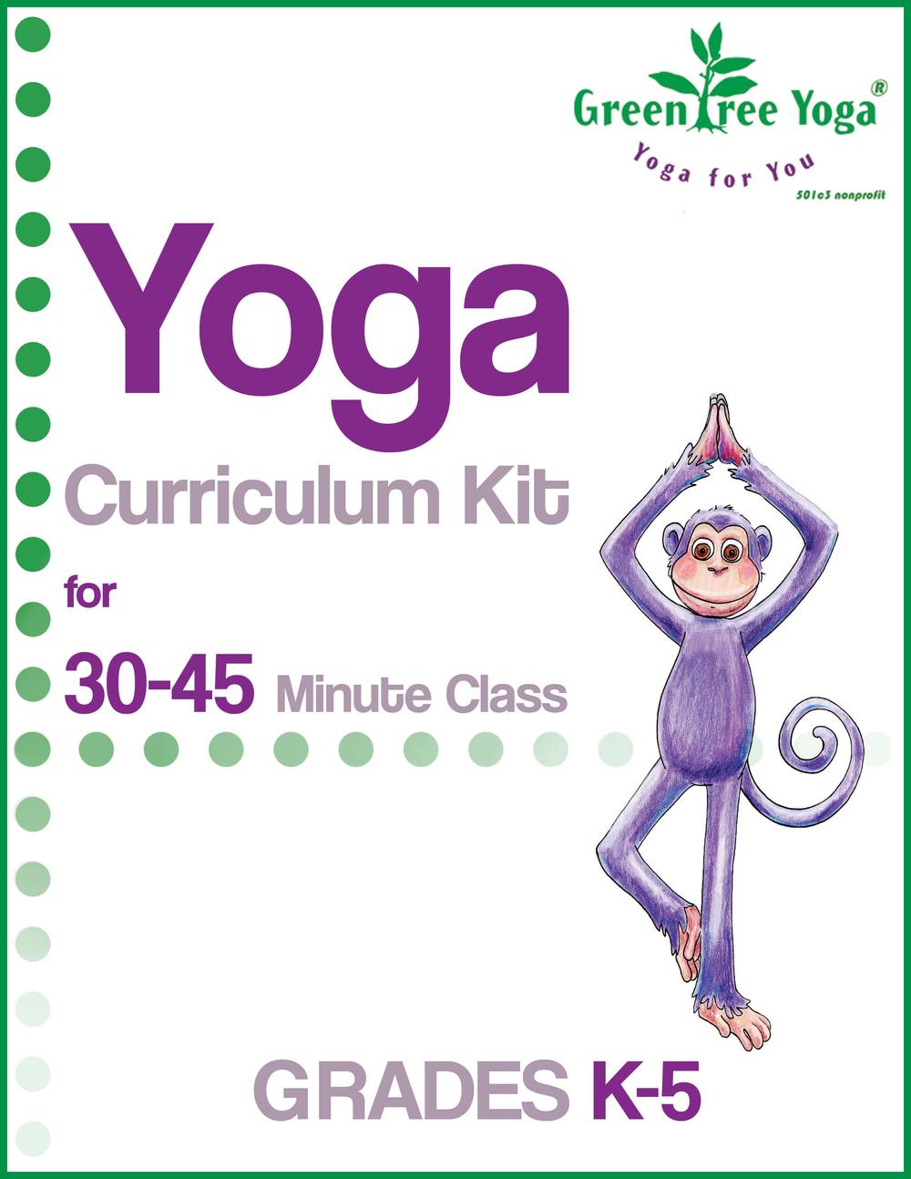 K-5 Curriculum — GreenTREE Yoga