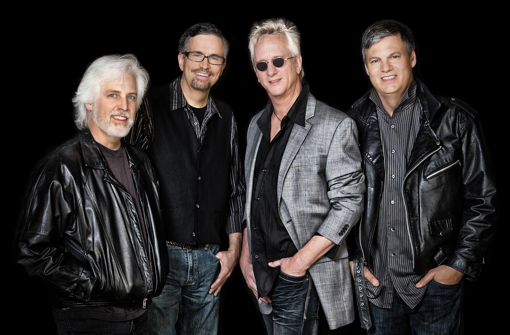 (L–R: Lance Hoppen, Perry Barton, Chip Martin, Brady Spencer)