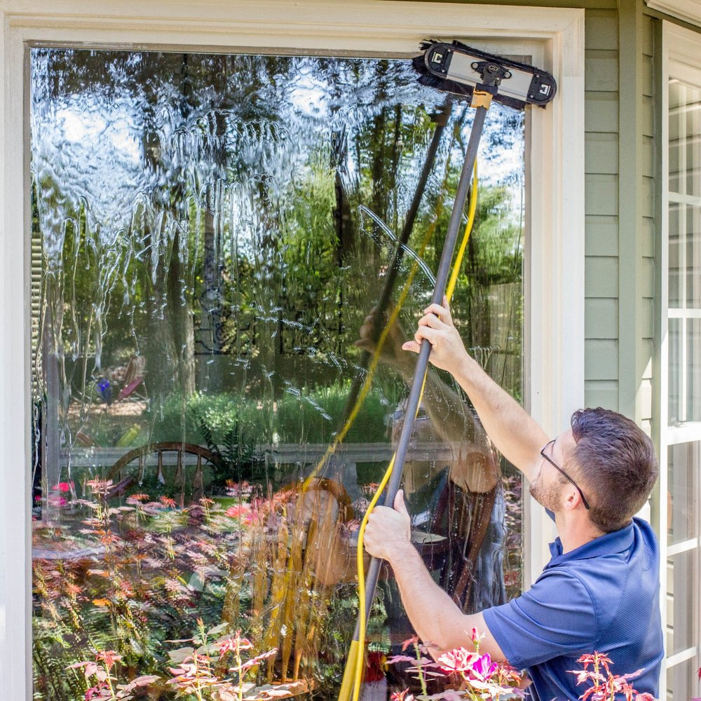 Window Cleaning -