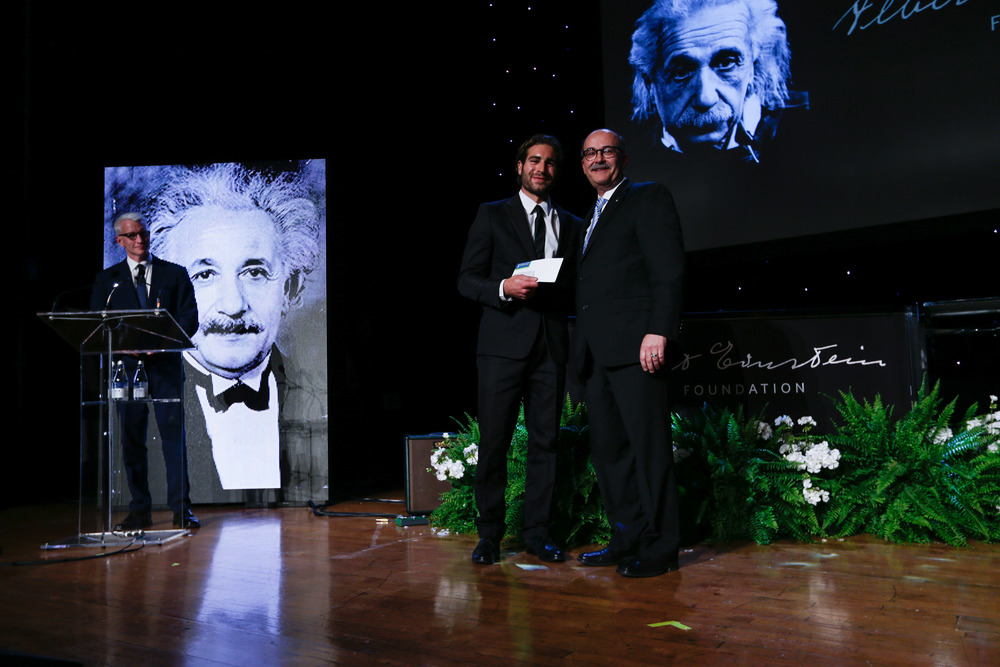 Anderson Cooper speaks at Hebrew U Einstein event in Toronto
