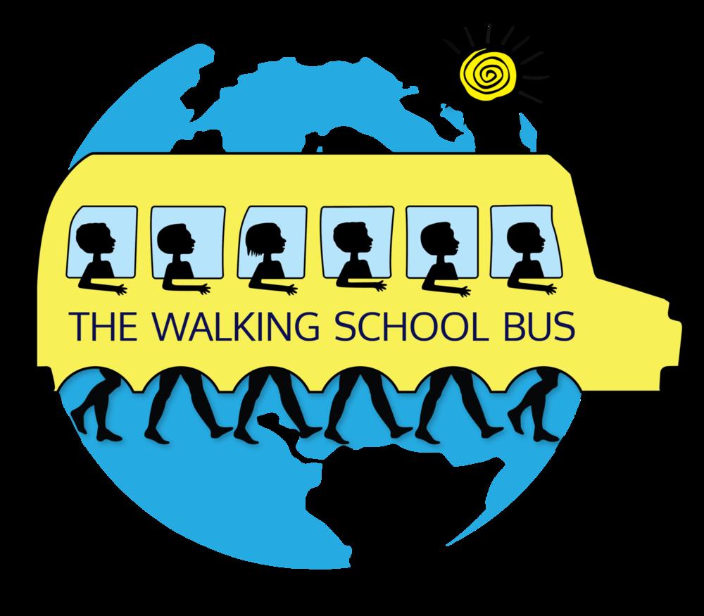 the nomad the walking school bus rh thewalkingschoolbus com Large School Bus Clip Art Large School Bus Clip Art