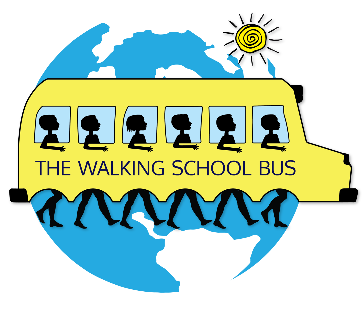 The Walking School Bus