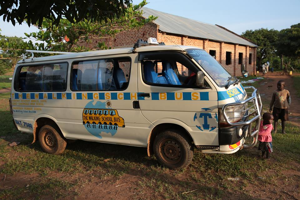 BUSINESS INSIDER: Routing algorithms help Uganda school bus bring students to class on time