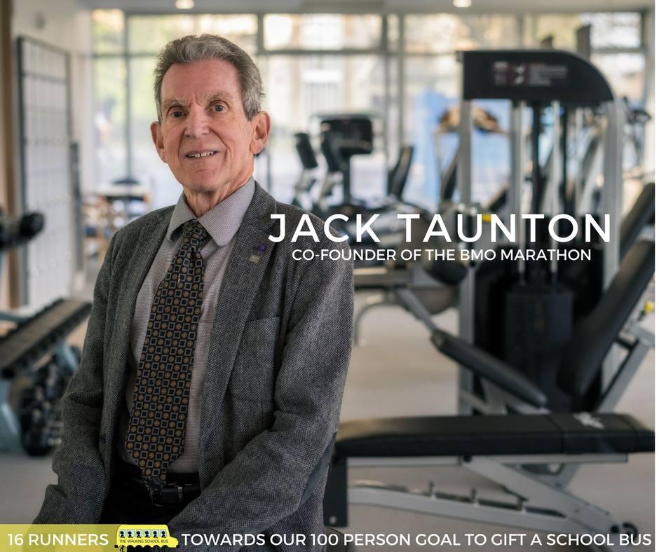 Jack Taunton BMO Sun Run