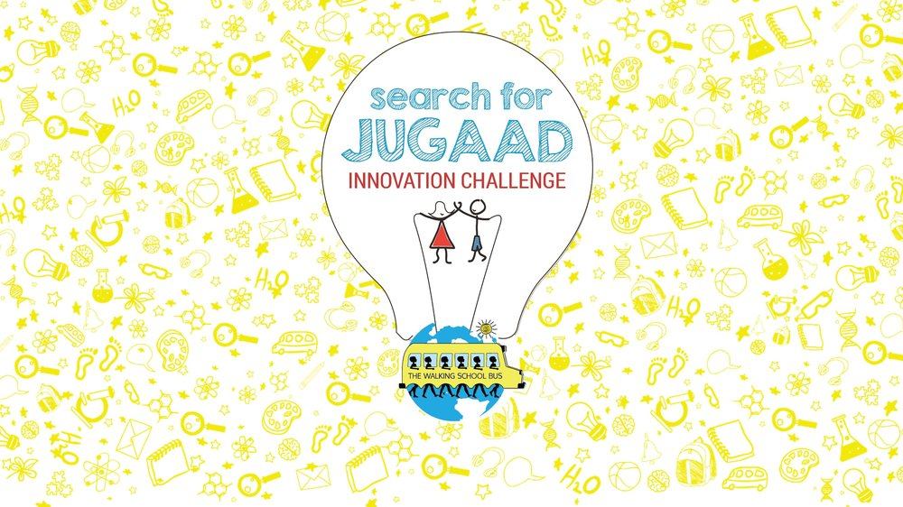 """Search for Jugaad"" with us and win $1000"