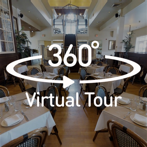 3D Virtual Tour Lexington Square Cafe
