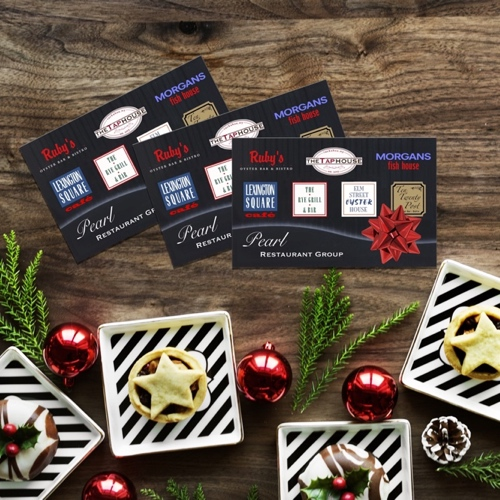 Peal Restaurant Group Gift Cards