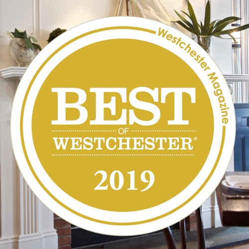 Best of Westchester 2019 Pearl Restaurant Group